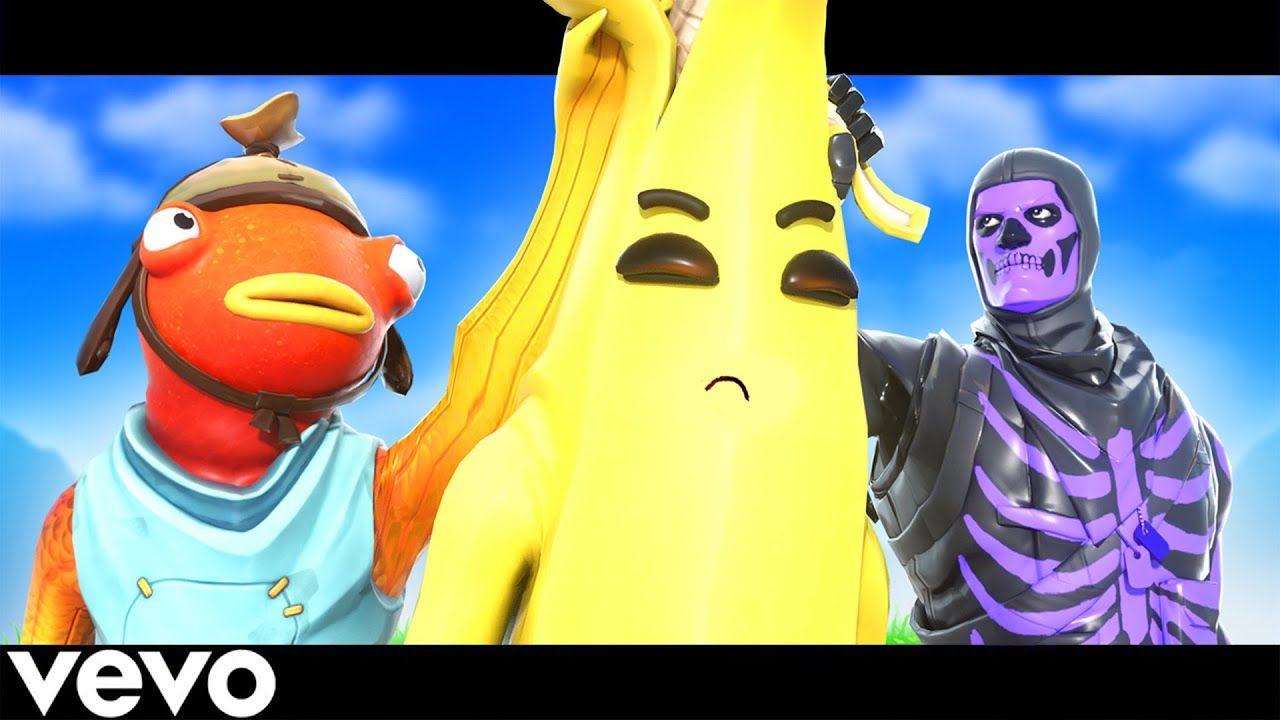 Fortnite Song Pinky Banana Ft Tiko Prod By Litkidbeats Https Litkidbeats Com Https Youtube Com C Litkidbea Youtube Videos Music Music Videos Music