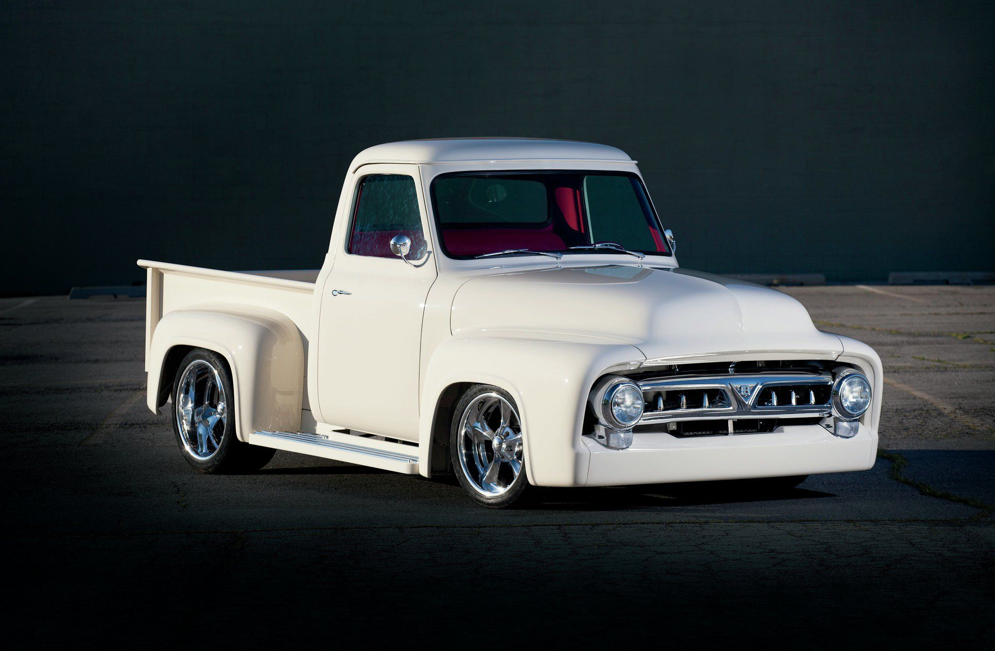 Numerous people tried to buy this 1953 Ford F-100 parked outside a ...