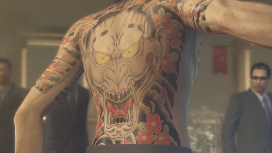 The Meaning Of Yakuza's Tattoos Tatoo