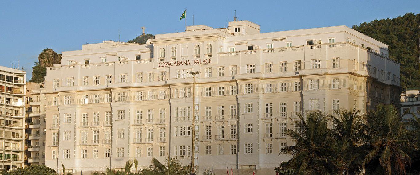 Belmond Copacabana Palace Rio De Janeiro Luxury Hotel And Spa