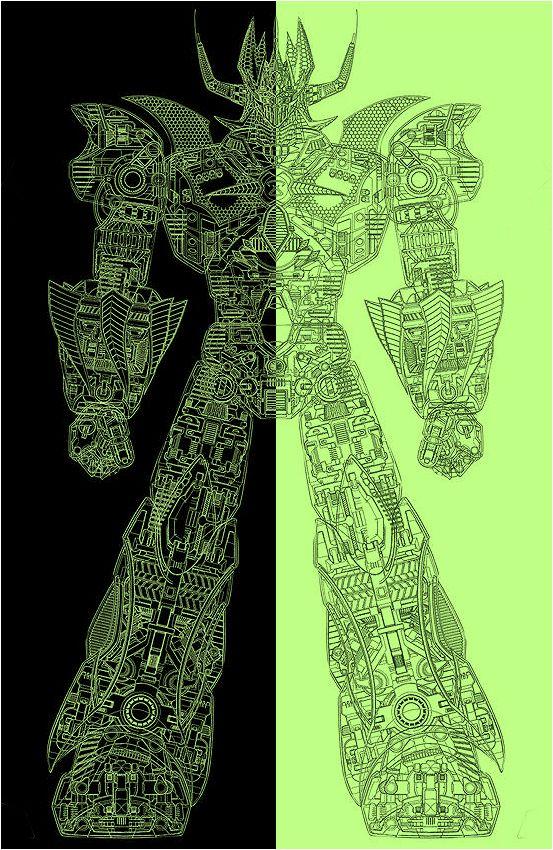 魔神凱薩|マジンカイザー|Mazinkaiser|帝皇萬能俠|魔神皇帝