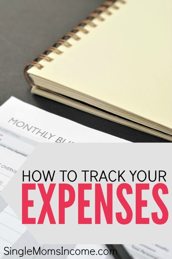 Tracking Your Expenses How to Get Started (Plus Free Printable