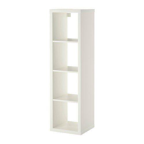 Beau IKEA KALLAX Regal In Weiß; (42x147cm); Kompatibel Mit EXPEDIT