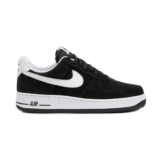 nike air force 1 07 nere e bianche uomo