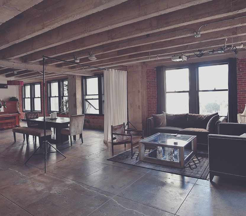 Do you live (or work) in a loft space or a no drill zone