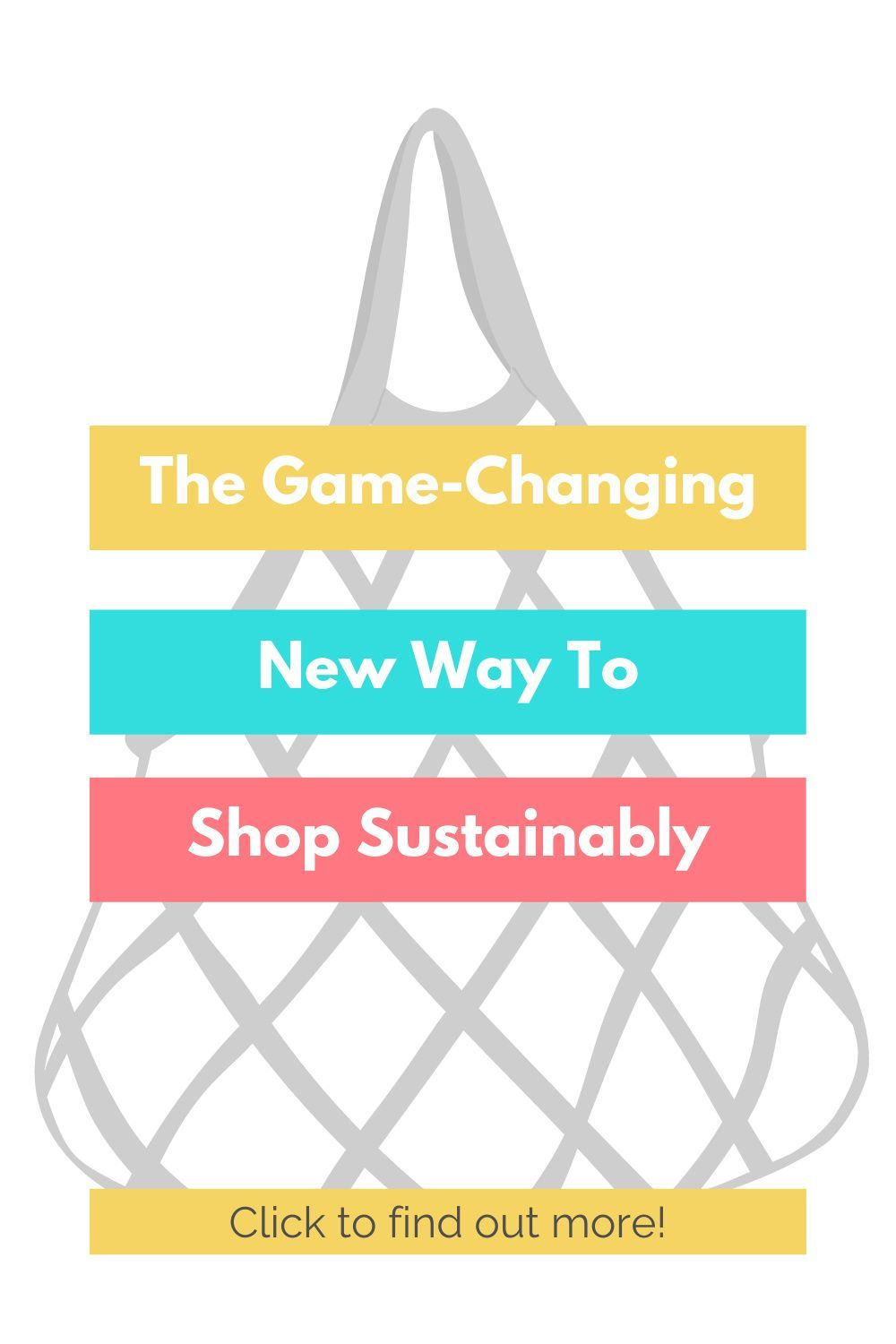 The game-changing new way to shop sustainably #ecohome #ecoliving #ecolifestyle