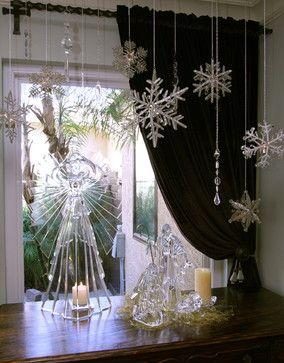 acrylic christmas decorations snowflakes san diego robeson design - Robeson Design Christmas