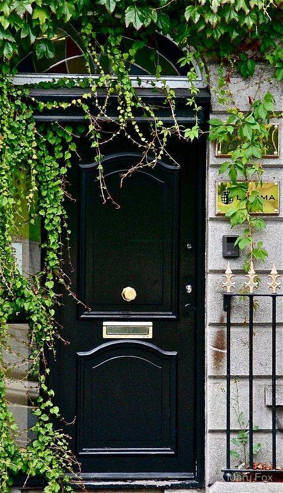 black front door knobs. Black Door, Unique Centered Door Knob, Charm Of Ivy - Welcomes Guests Black Front Knobs