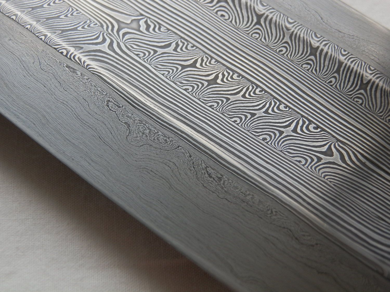 Pattern Welded Sword Custom Design