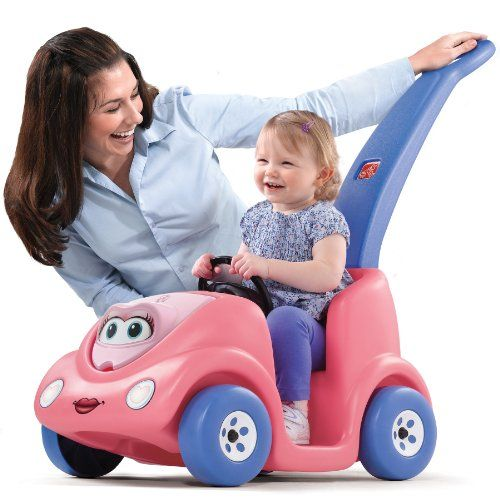 Step2 Push Around Buggy Pink Kids Ride On Toys Ride On Toys Toddler Car