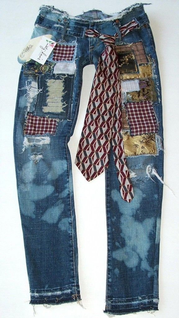 72 576x1024 Latest Patched Jeans Trend for Men and Women ...