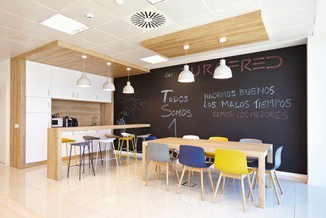 Oficinas Eurofred, Madrid, 2015_Diseño y obra por Areazero 2.0