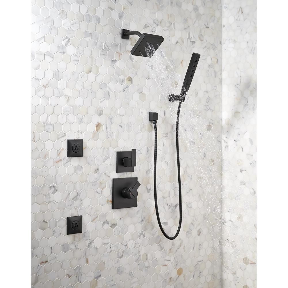 Delta Ara 1Handle Wall Mount Shower Trim Kit with