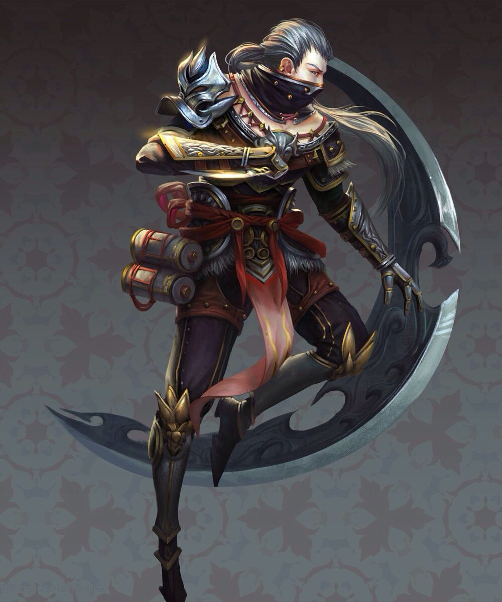 Awespme Character Inspiration: Character Art, Character Design