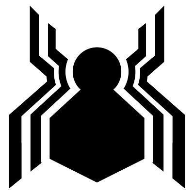 Marvel Spider Man Homecoming Logo Car Window Laptop Vinyl Decal Sticker Spiderman Laptop Vinyl Decal Vinyl Decals