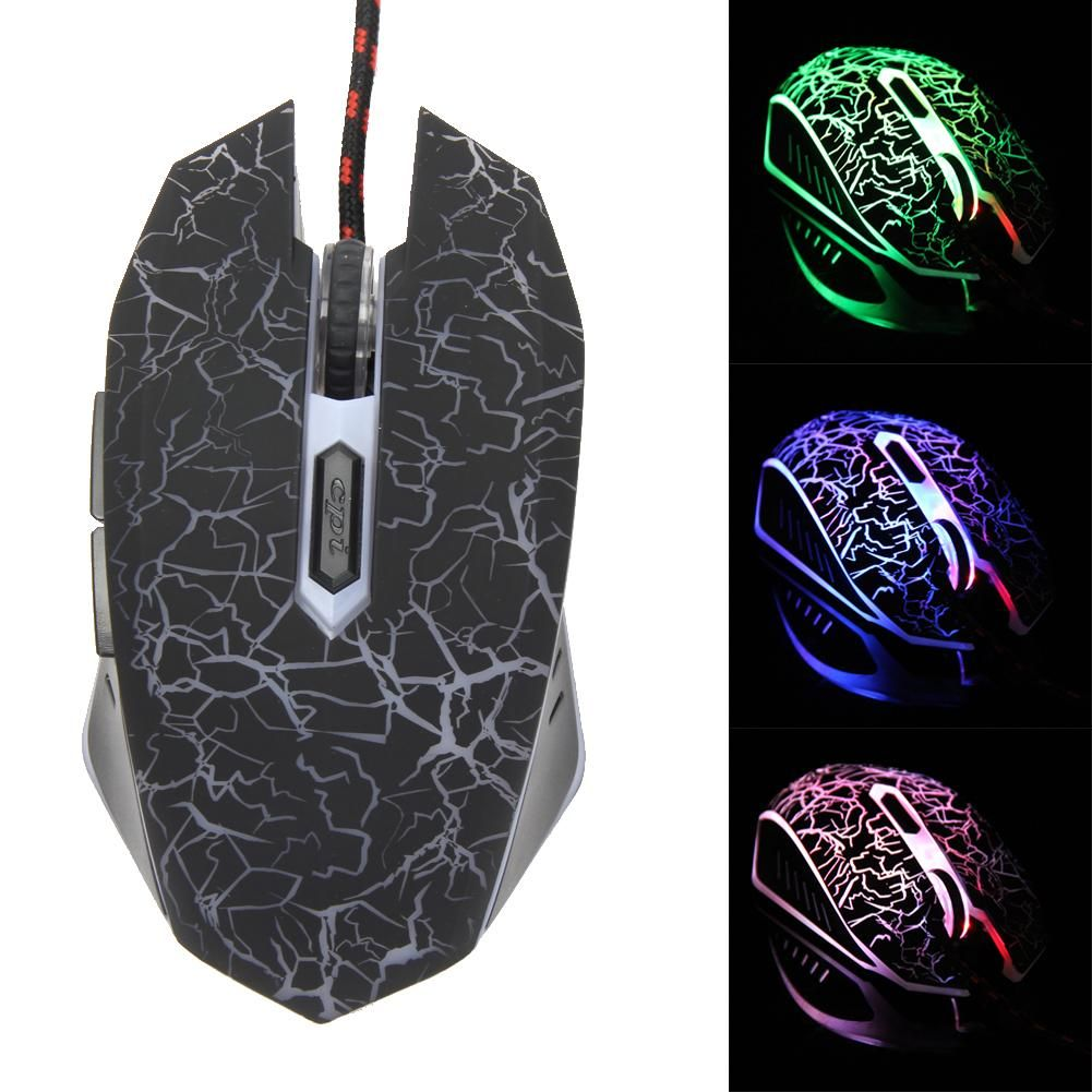 Fancy Colorful Gaming Mouse