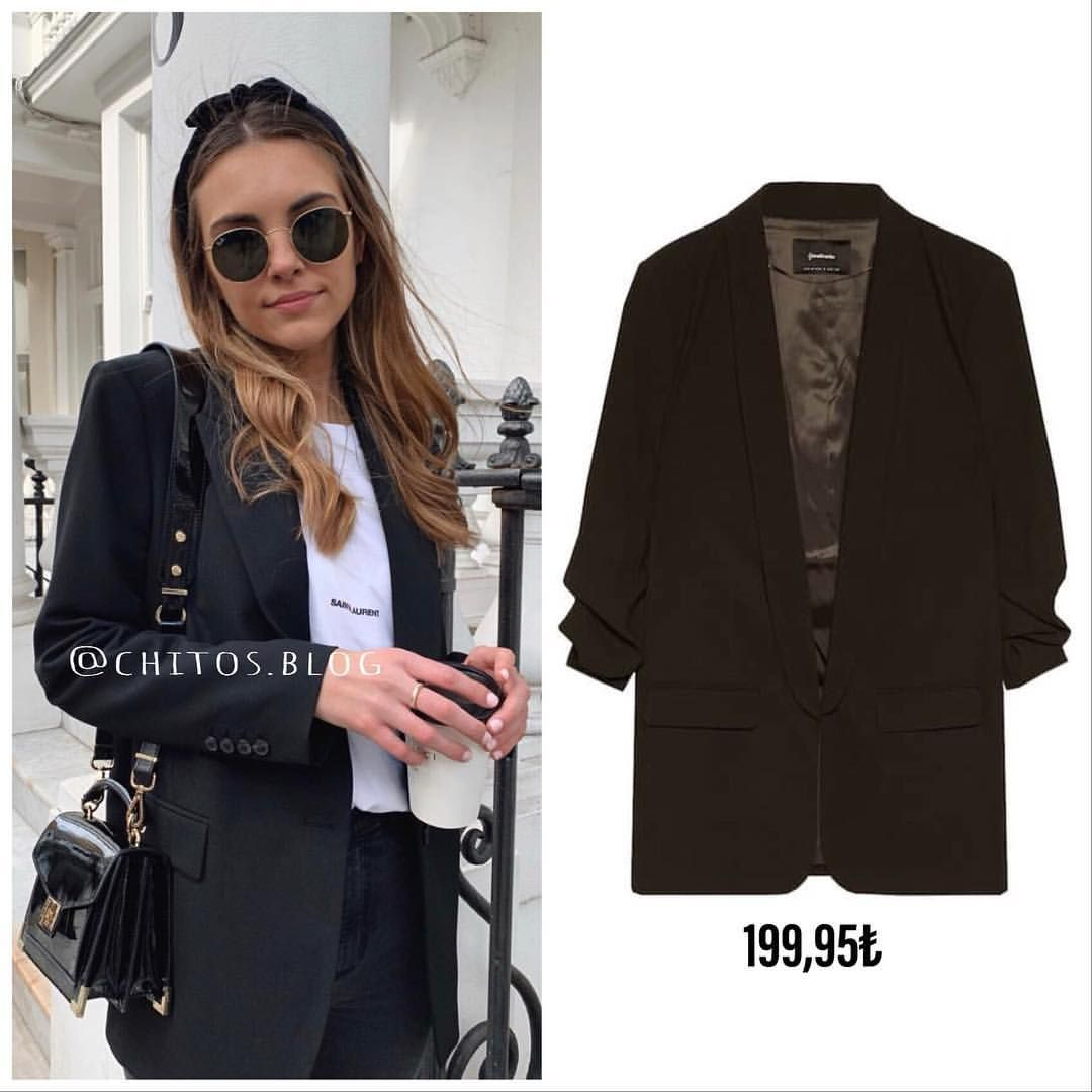 Pin By Chitos Blog On Kadin Kombin Onerileri Fashion Women Jackets