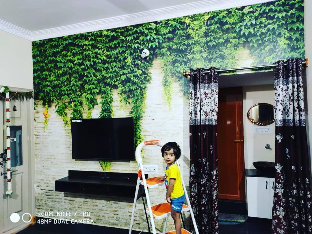 Yaraluxury Wallpapers Customizedwallpaper Walldecor Homedecor Banglore Officedecor Bengaluru Hyderabad K Interior Decorating House Design Wallpaper S