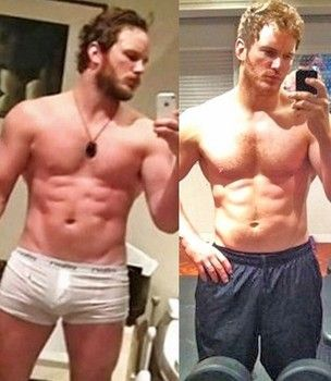 Chris Pratt Workout For Guardians of The Galaxy