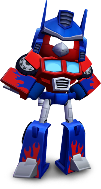 This is my first time doing Angry birds transformers video so I