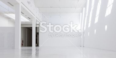 Industrial Interiors Royalty Free Stock Photo