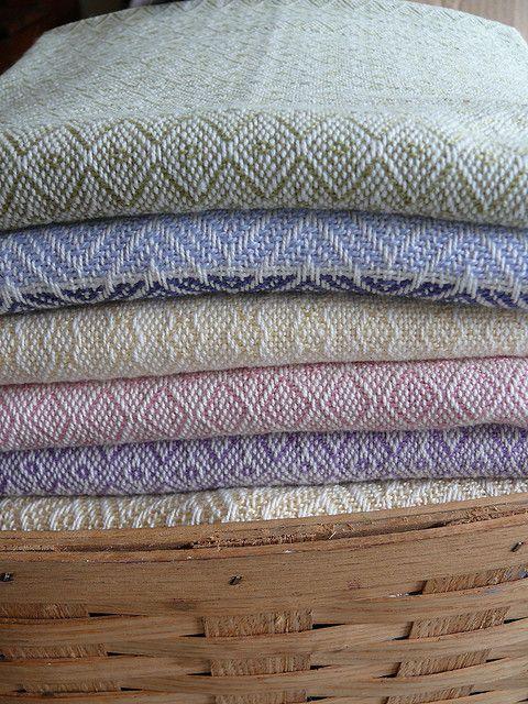 Handwoven Baby Blankets Hand Weaving Hand Woven Blanket Weaving Patterns