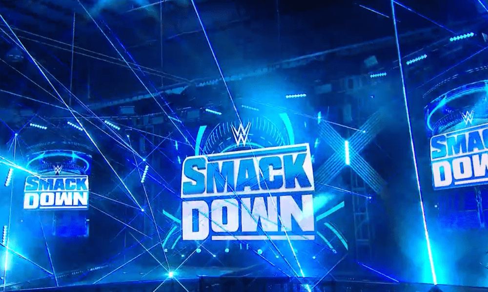 Reason Why A Certain Wwe Star Was Not At Smackdown At The Performance Center Wrestling News In 2020 Friday Night Wwe News Wwe