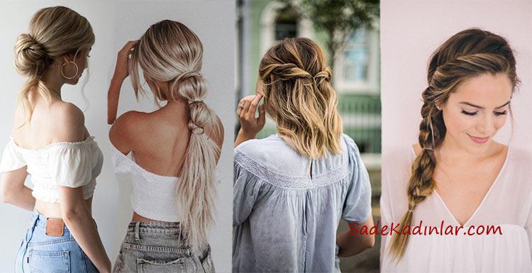 Bayram A Ozel Bayan Sac Modelleri 2020 Sac Son Moda Sac