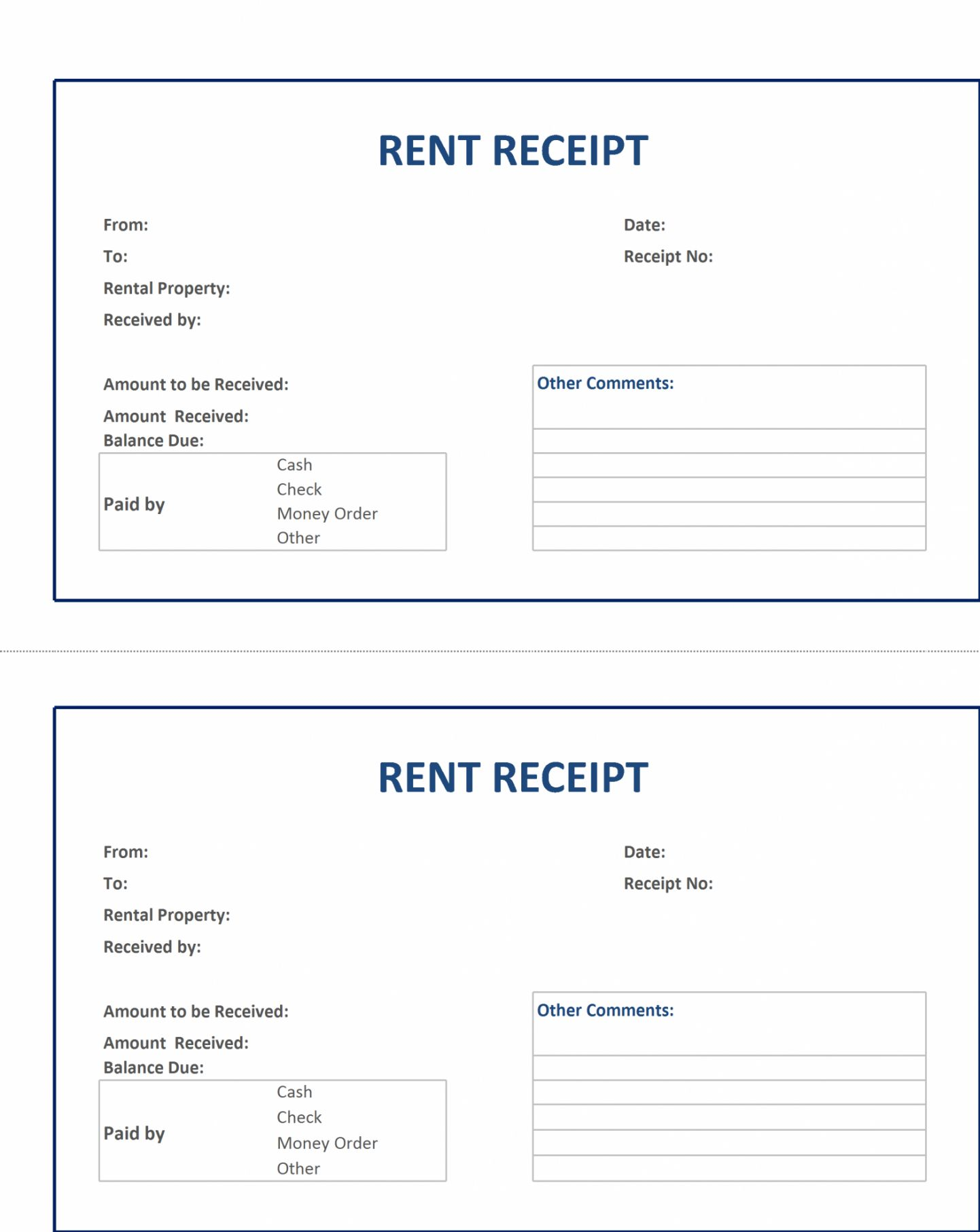 Get Our Image Of Money Order Receipt Template Receipt Template Invoice Template Docs Templates
