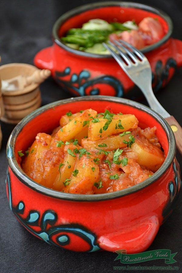 Mancare de cartofi de post hclf vegan for life pinterest mancare de cartofi de post romanian recipesromanian foodveg forumfinder Choice Image