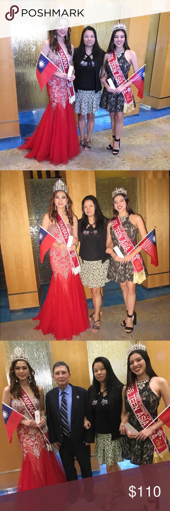 Miss Taiwan in beauty pageant shocker - Taipei Times