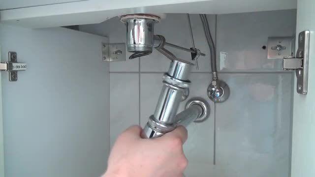 Verstopften Abfluss In Badewanne Und Dusche Reparieren Video