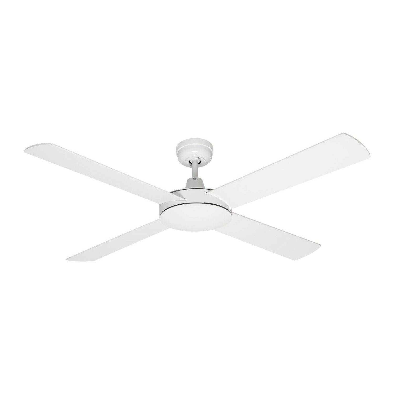 Mercator Grange 52 White Ceiling Fan