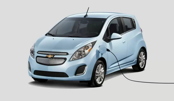 2015 Chevrolet Spark Ev Information Sheet Auto Electrico