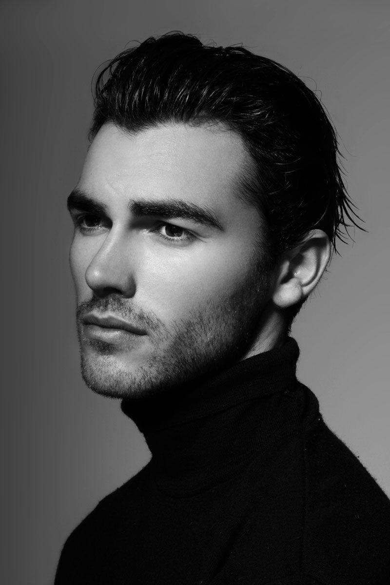 Haircut for men professional youri dedeurwaerder  a イケメン handsome man  pinterest  model