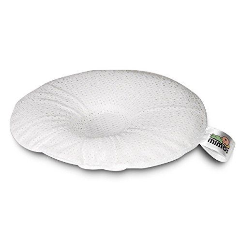 Amazon Com Mimos Pillow For Plagiocephaly Flat Head Is 100 On Amazon Very Expensive Baby Pillows Flat Head Baby Pillow Size