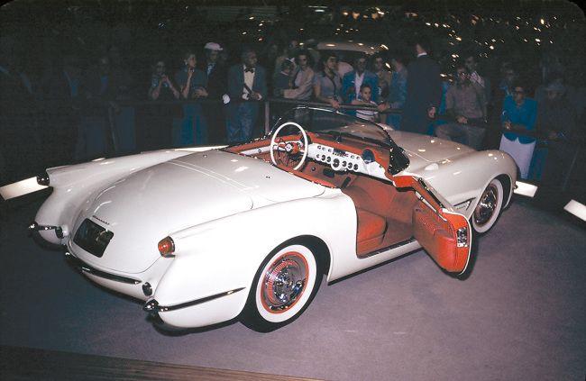Corvette Evolution Told Through Its Concepts Corvette Chevrolet