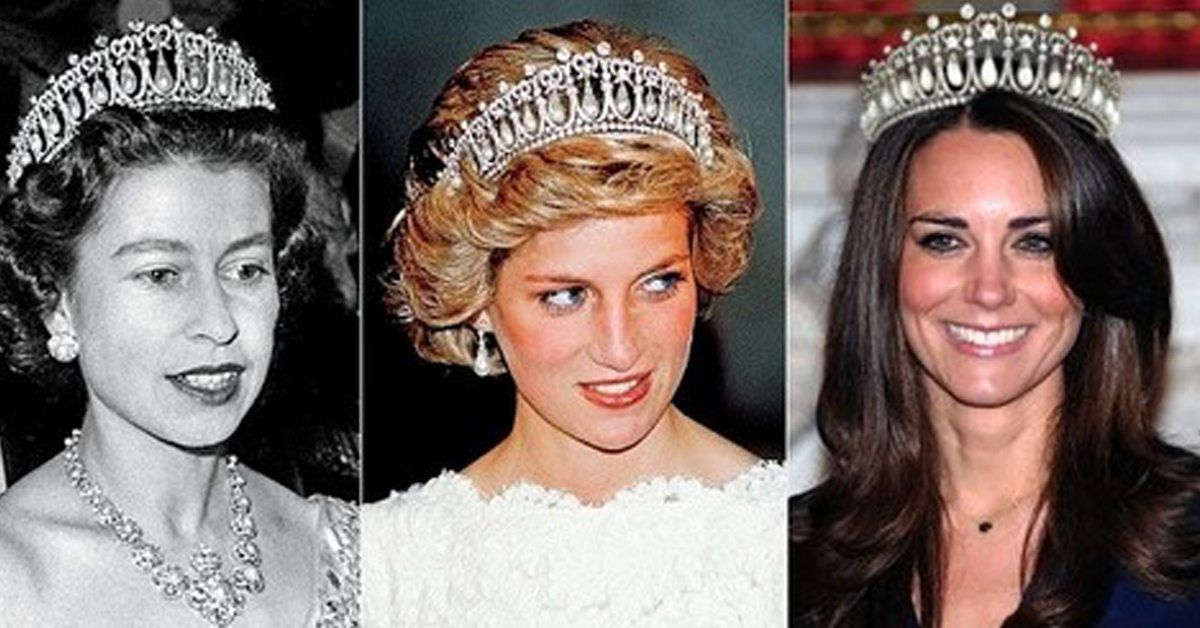 Kate Middleton Wears One Of Princess Diana's Favorite