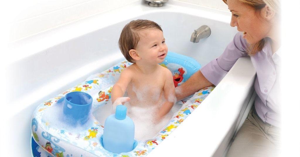 Baby Inflatable Bathtub Costume — Fancy Bath Tub Designs ...