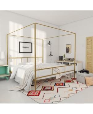 Novogratz Collection Novogratz Marion Canopy King Bed Reviews