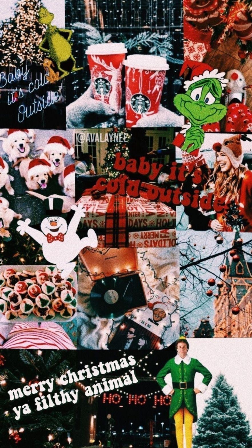 vsco- avalaynee #christmaswallpaperiphone