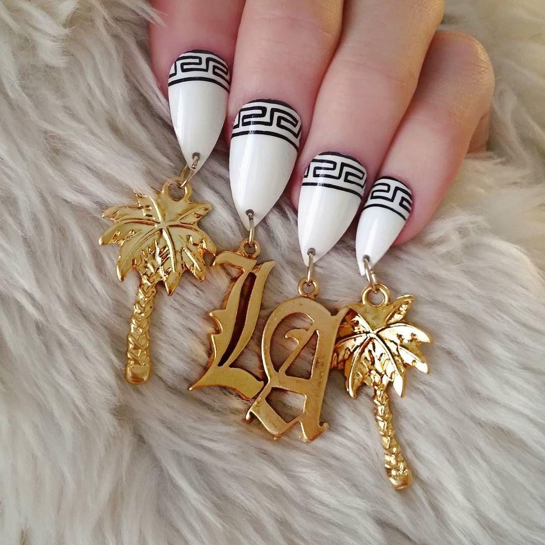 Pierced Nails - New Nail Trend by Kim Kardashian | -N A I L S- O N ...