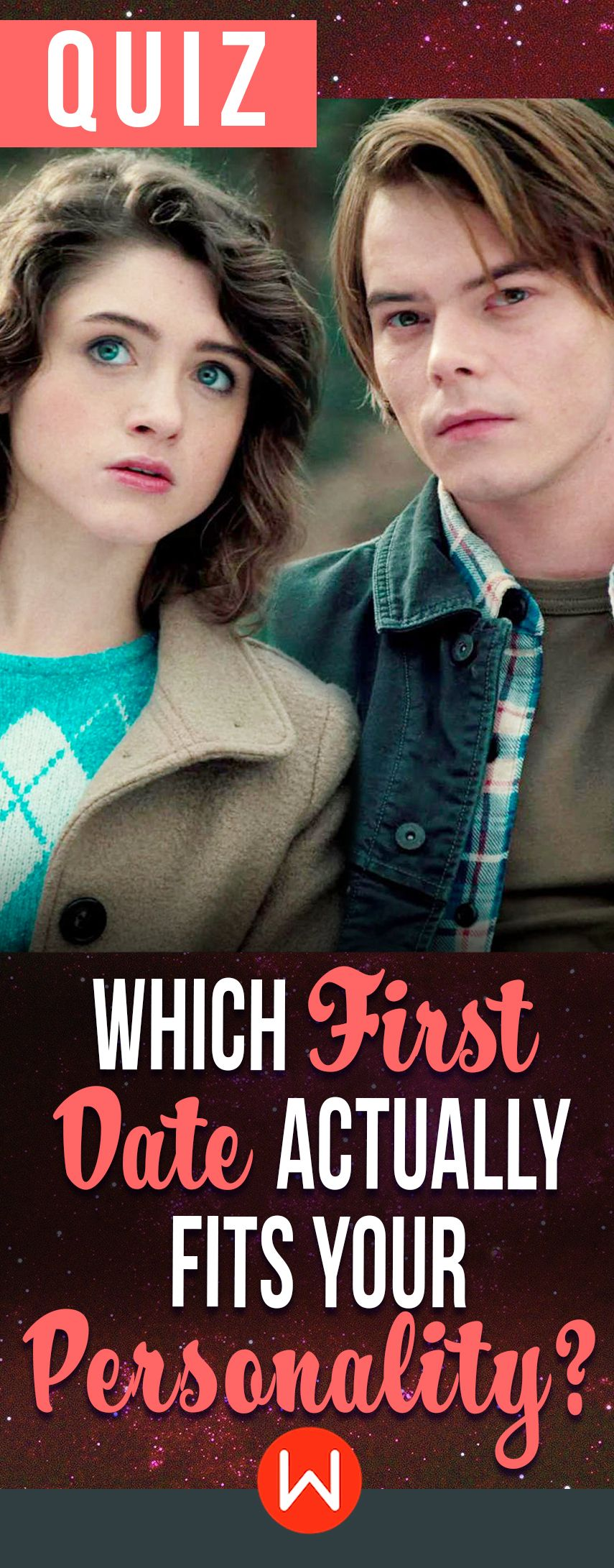 Quiz: Which First Date Actually Fits Your Personality? | Who