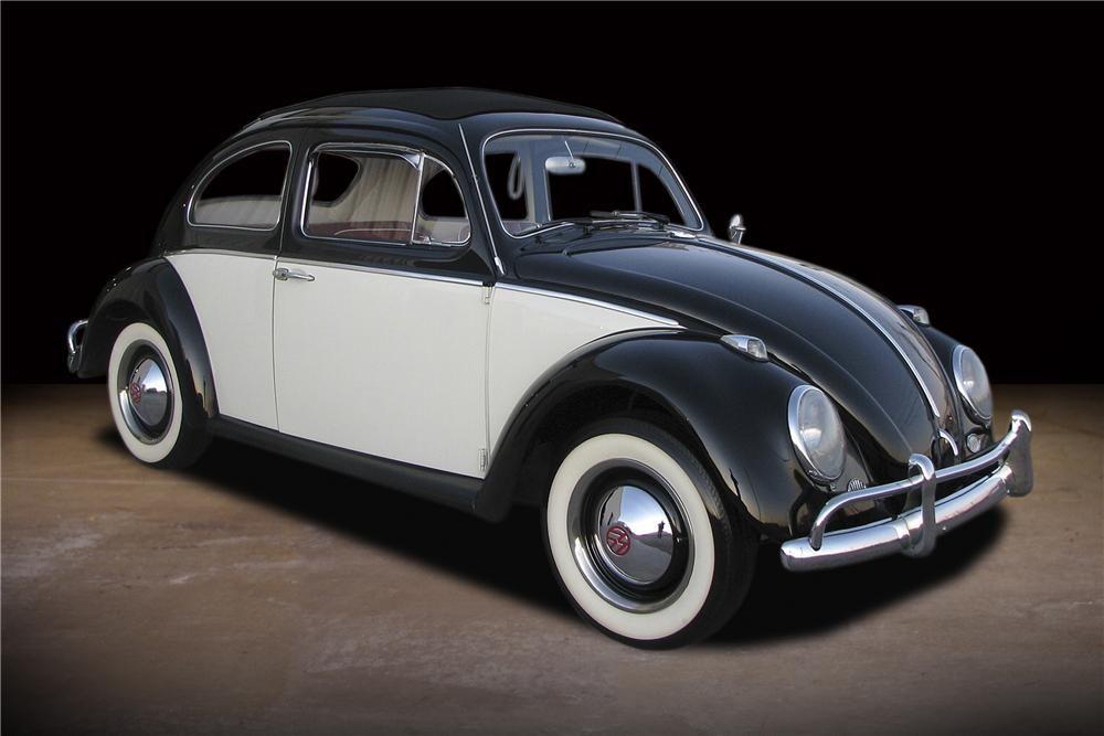 1963 Volkswagen Beetle 2 Door Sedan Front 3 4 81736 Volkswagen Beetle Volkswagen Vw Classic