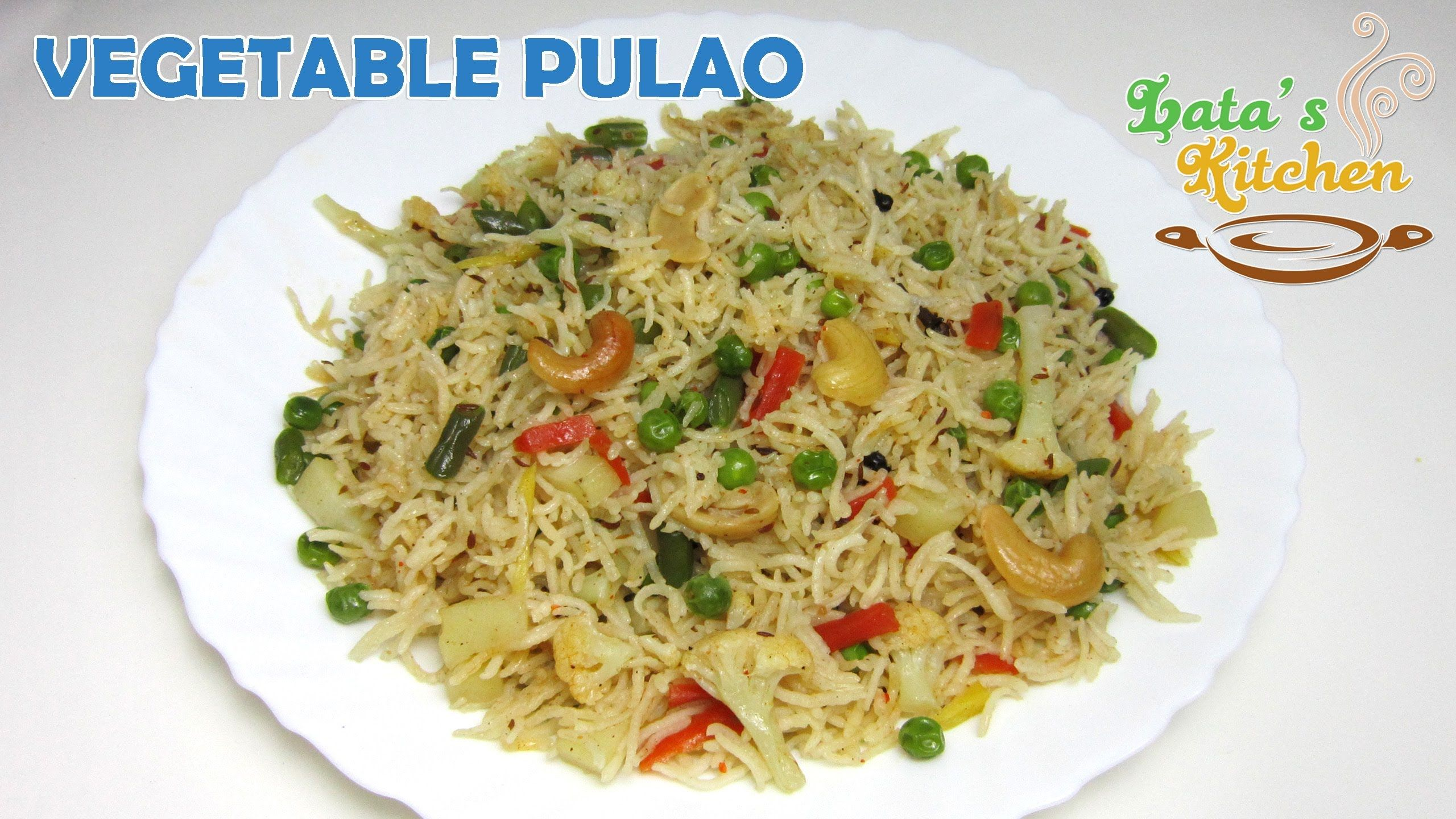 Vegetable pulao recipe video veggie pulav rice indian vegetable pulao recipe video veggie pulav rice indian vegetarian recipe by forumfinder Images