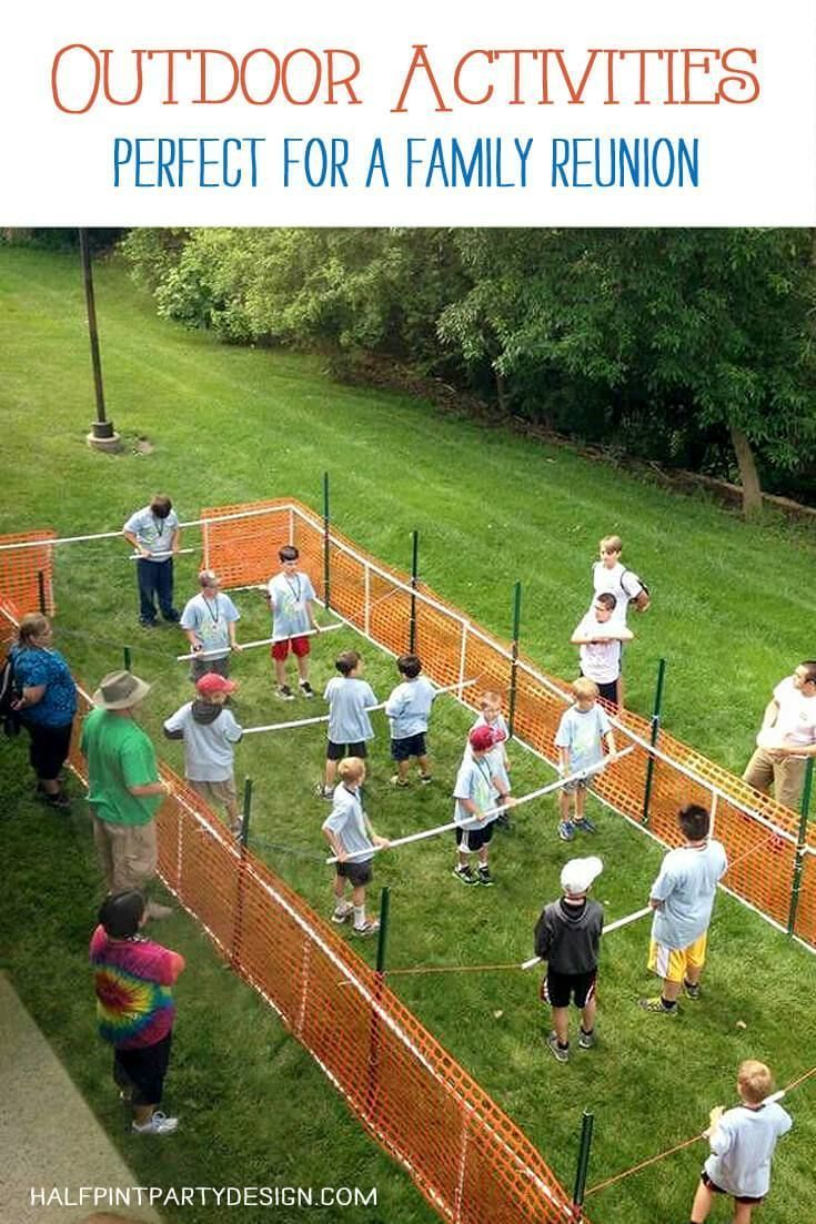 Ultimate Outdoor Party Games | Outdoor party games ...