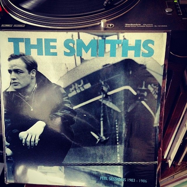 The Smiths - Peel Sessions (1986, bootleg)