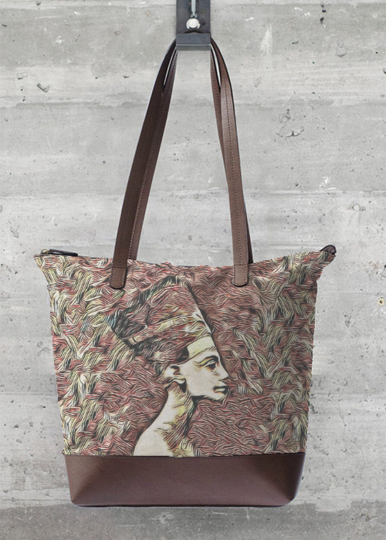 Tote Bag - Eastern Blubird by VIDA VIDA