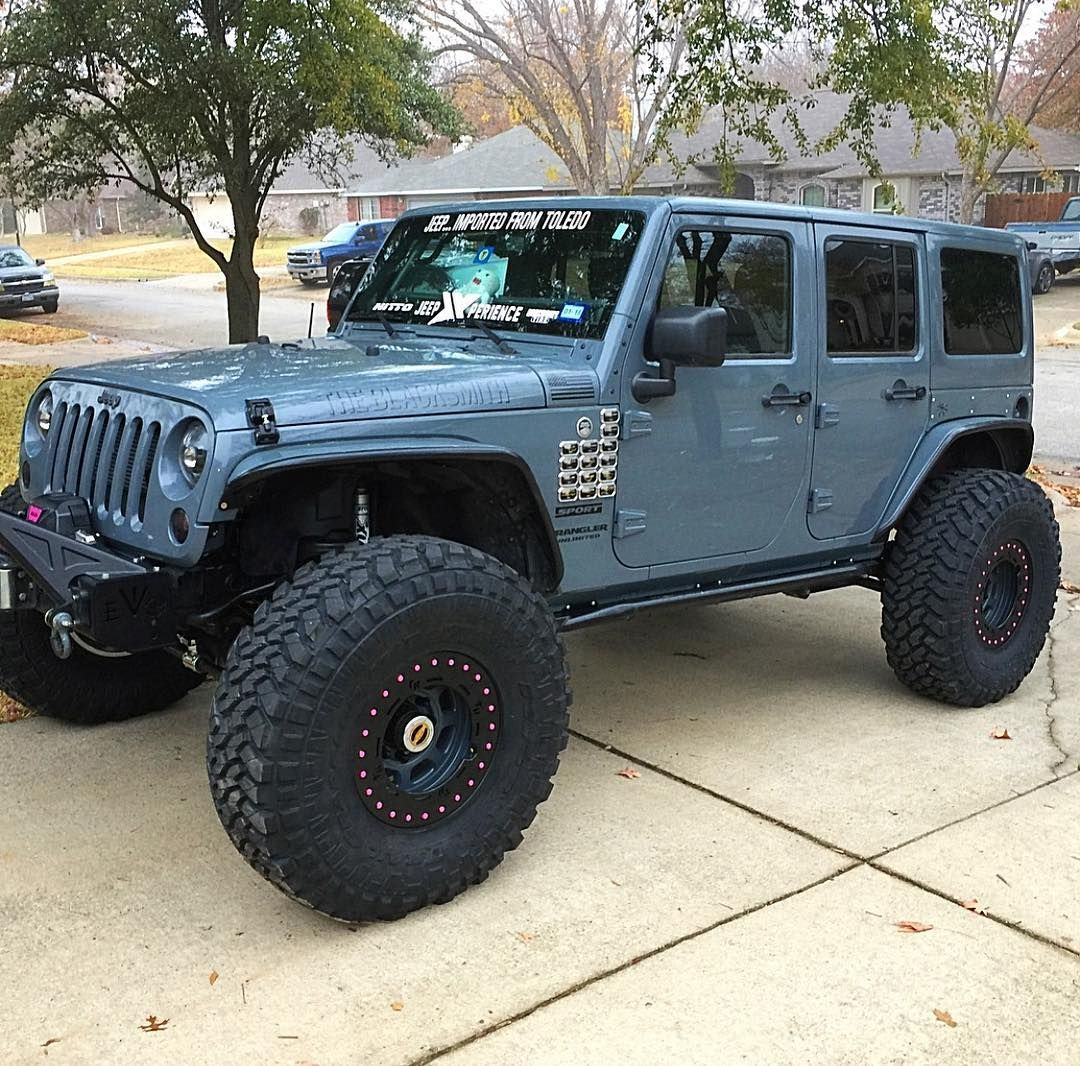 We Build The Best Custom Jeeps In Houston Tag A Jeep Fan Call Us