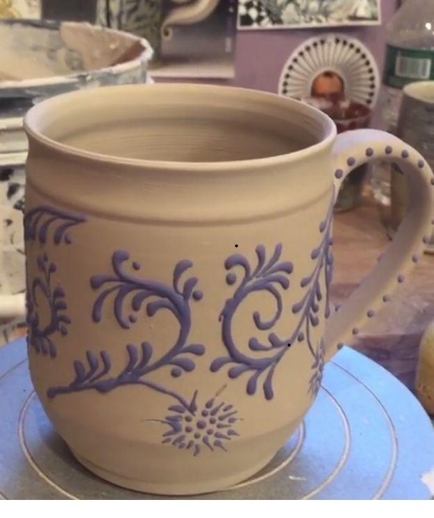 Pin De Maria Antonieta Vargas En Dishes Tazas Ceramica